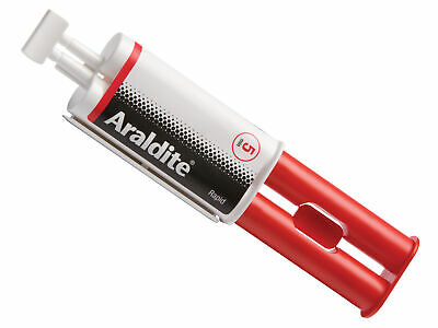 Araldite Rapid Epoxy Syringe 24ml ARA400007