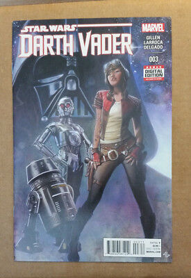 Star Wars Darth Vader #3 1st Print 1st Appearance of Aphra Key 9.4 Granov Cover