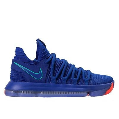 9ea30efae5aa NIKE Zoom KD10 Racer Blue Light Menta Black 897815 402 - Men Sz 10 New 10
