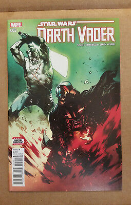 Star Wars Darth Vader #3 2017 1st Print 1st Appearance of Kirak Infil'a  9.6