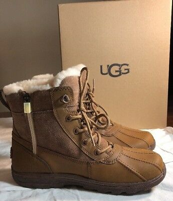 eed47d80be1 Ugg Kids Leggero 1012384K Chestnut Size 6 Snow Boots Brand Newauthentic  With Box