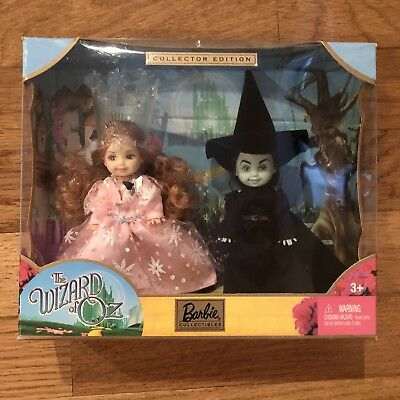 Kelly Doll Glinda And Wicked Witch Of The West