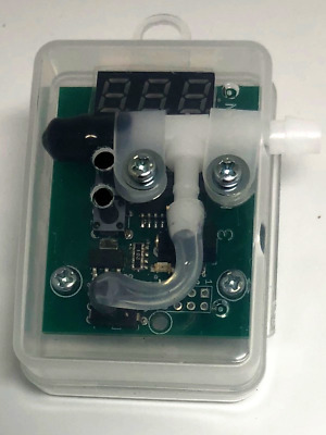 Digital vacuum gauge VM-5 ( vacuum and air pressure meter / vacuum sensor)