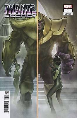 Thanos Legacy #1 1:25 Stonehouse Var (Marvel 2018) - Presale