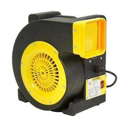 Utility Blower Fan Air Mover High Velocity All Purpose 1HP 1000 CFM Cooler Dryer