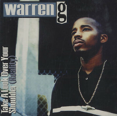 Take A Look Over Your Shoulder (Reality) Warren G UK CD album (CDLP) 533484-2
