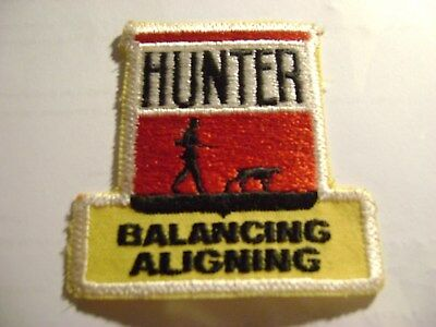 Geometrie Hunter Balancing / Aligning - Ecusson Generation A/C/D111 '60-'70'80