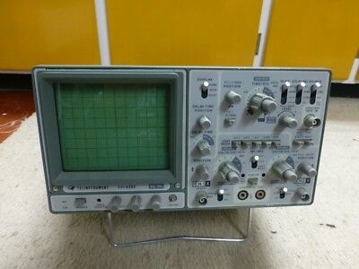 Telinstruments TI-5252 Analogue Oscilloscope 25MHz