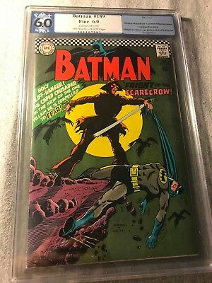 Rare COMIC COLLECTION CGC PGX Batman Spider-Man Wolverine Daredevil Flash X-Men