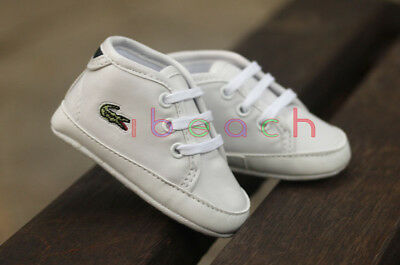 Newborn Baby Boy Girl Crib Shoes Infant Casual Shoes Pre Walker Sneakers 0-18 M
