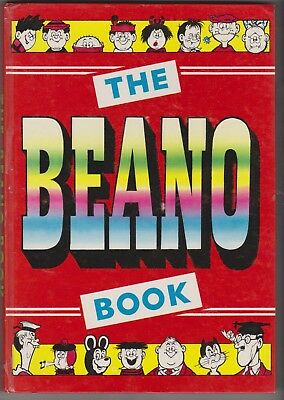 The Beano Book 1961 in superb condition, unclipped, belongs to not filled in.