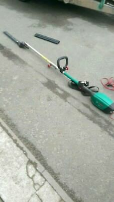 """Bosch Electric """"Long Reach"""" AMW 10 & HS tool and attachment Hedge trimmer."""