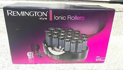 Remington Style Ionic Rollers