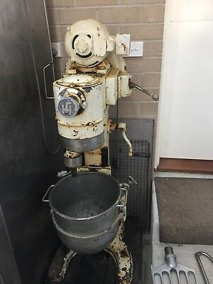 Commercial Mixer Single Phase