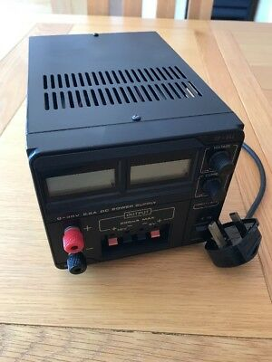 Manson EP-613-209G 30V Power Supply 2.5A PS3025