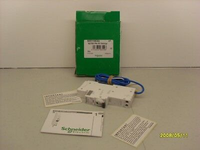 Schneider SEE110C03 10Amp 30mA RCBO Type-C s/pole new item original packing