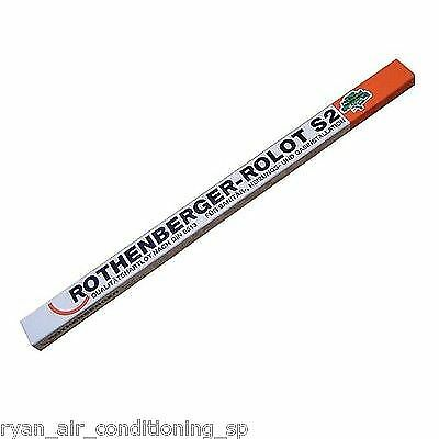 Rothenberger Rolot S2 Copper to Copper Soldering Brazing Rods 1kg Pack Z775