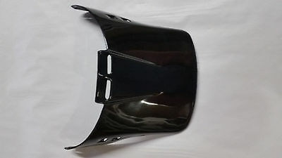 Troy Lee Designs Intrepid Visor Black New Old Stock