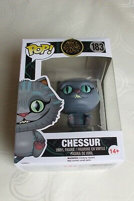 "Funko POP  "" CHESSUR "" Alice Through the Looking Glass, (Baby-Grinsekatze)"
