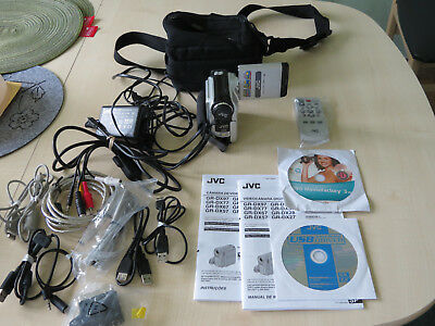 JVC Digital Video Camera GR  - DX57E