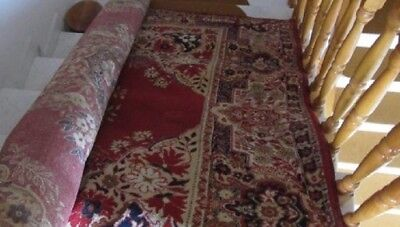 Persian carpet Size: 260x355 cm, in very good condition. No significant remarks.