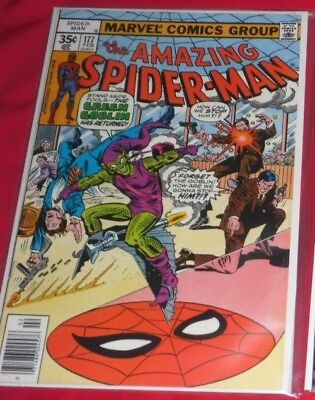 Amazing Spiderman 177 #1978 Goblin In The Middle ..great Price 1