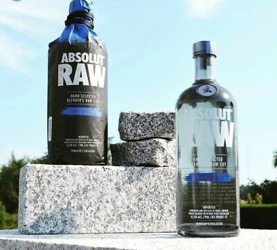 Absolut Vodka RAW Traveller Edition Miami