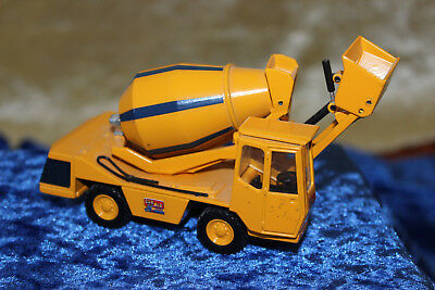 Modell Joal 171 CARMIX 3500 Self Loading Concrete Cement Mixer Truck in 1:43