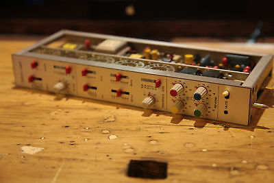 Studer-089-Input-Modul-Preamp-EQ-Vintage-Analog, Neve-Sound, #1 of 2