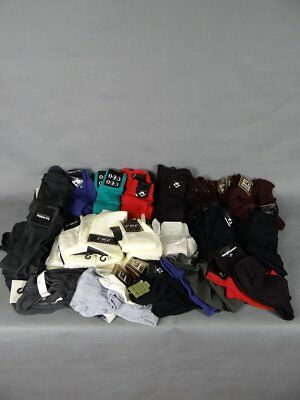 Men's Retro Lot Of 69 Pairs of Never Worn SOCKS All Styles And Colors The Best!