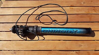 Chinook 25 cm SDM Mast Base Extension - Alloy with UJ