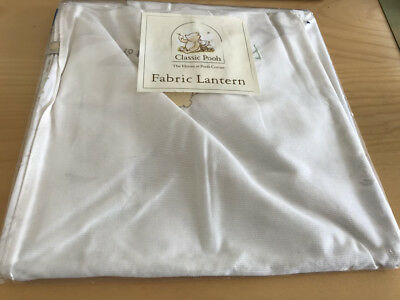 NEW Mothercare WINNIE THE POOH Classic Fabric Lantern/Shade Discontinued