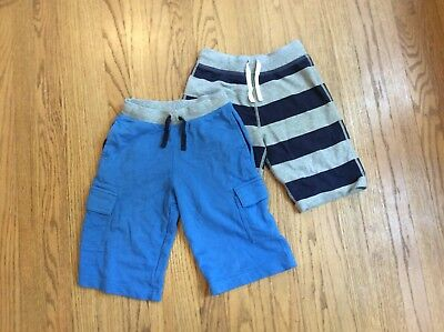 Boys Hanna Andersson 130 Shorts—Lot Of Two—Size 130—Very Good Condition