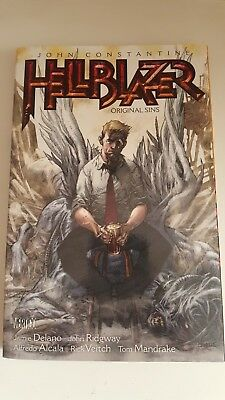 Hellblazer Graphic Novel John Constantine Brand New