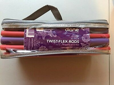 Flexi Rods 30-pack Set Assorted Sizes