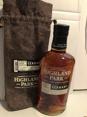Highland Park 12 Jahre Single Cask for Germany #4250 2005 / 2017 63,2%