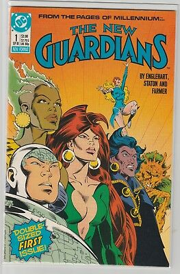 The New Guardians #1 (Sep 1988, DC) HIGH GRADE - GREAT PRICE - W@W L@@K W@W L@@K