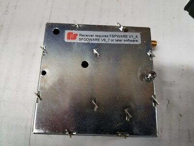 Federal Signal Low Band Receiver for Federal Outdoor Siren Control