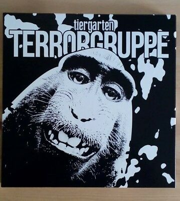 Terrorgruppe - Tiergarten (Limited Edition - LP Box) Vinyl