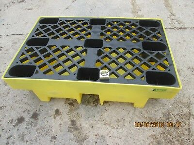 Ecospill  - Bunded  Spill Tray - For Catching - Oil / Fuel / Chemicals  Ect