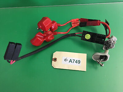 Battery Wiring Harness Invacare Pronto M51 Sure Step Power Wheelchair  #A749
