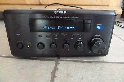 Yamaha Pianocraft Receiver RX- E810
