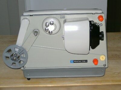 Projector  Pentax P80--With  Instruction  Book