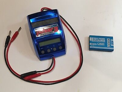 LRP Pulsar 3 Competition Charger