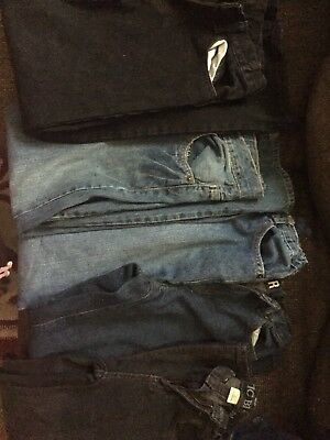 boys jeans size 12 lot