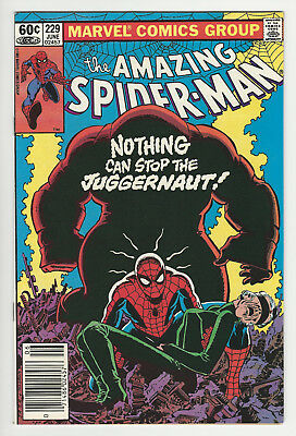 The Amazing Spider-Man #229 VF/NM