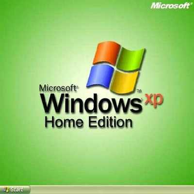 Windows XP Home Edition 32-bit SP3 ISO Digital Download - No Product Key
