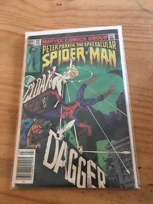 Marvel Comic Group - Peter Parker, The Spectacular Spider-Man - #64