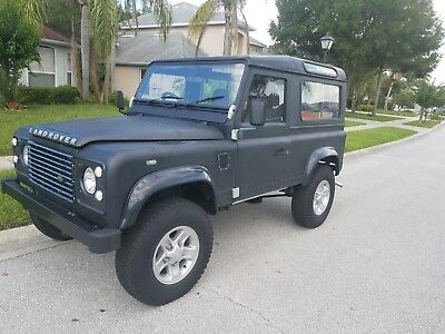 1992 Land Rover Defender  1992 land rover defender 90