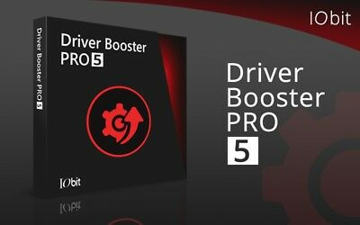🔴Driver Booster PRO 5.5 | Product Key ✅SPEDIZIONE DIGITALE